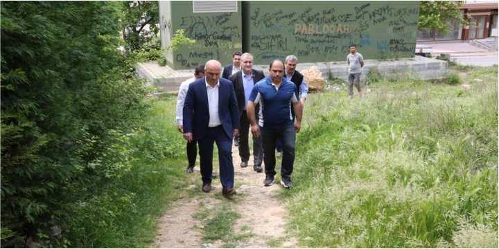 Darıca Sancaktepe'ye Alternatif Ulaşım
