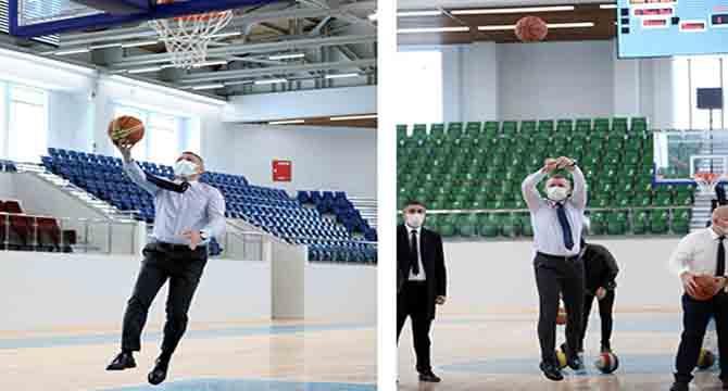 Darıca'da ilk üçlük ve turnike Başkan Büyükakın'dan