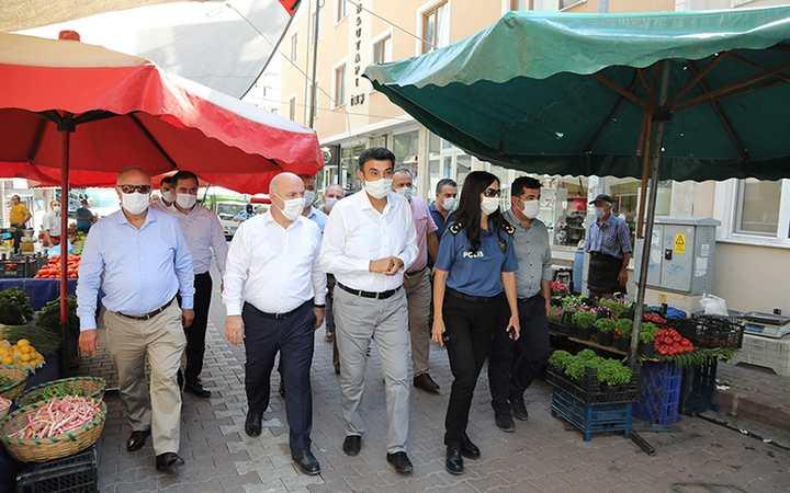 Darıca'da 'Sağlık İçin Hepimiz İçin' denetimi yapıldı