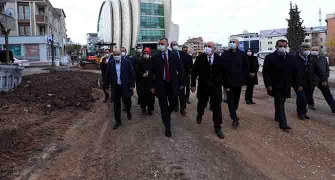 Darıca'daki iç trafik bu projeyle rahatlayacak
