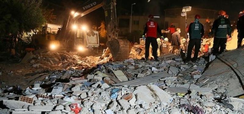 Depremde can kaybı 111'e yükseldi!