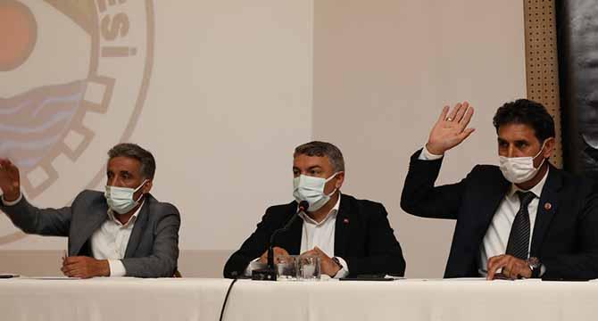 Dilovası Belediyesi Haziran ayı meclis toplantısı yapıldı