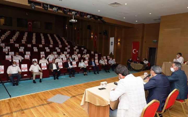 Dilovası Belediyesi Eylül ayı meclisi toplantısı gerçekleşti