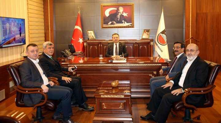 Diyarbakır'da projelere start verildi