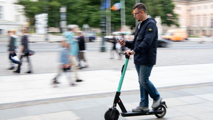 E-scuter İşletmesi İçin Başvurular Alınıyor