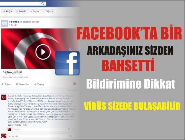 Facebook Kullanıcıları Aman Dikkat