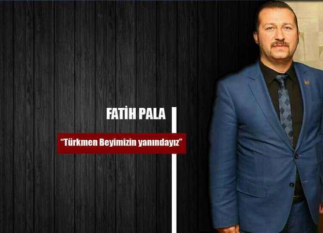 FATİH PALA ''BİZ DE VARIZ''