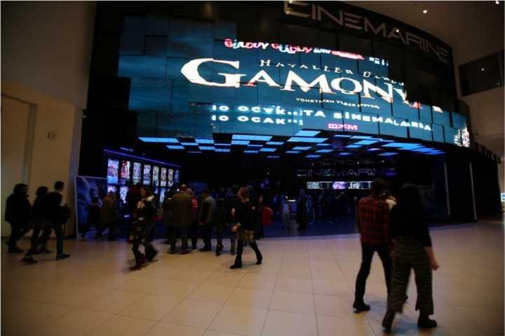 """""""Gamonya: Hayaller Ülkesi"""" filmi izleyiciyle buluştu"""