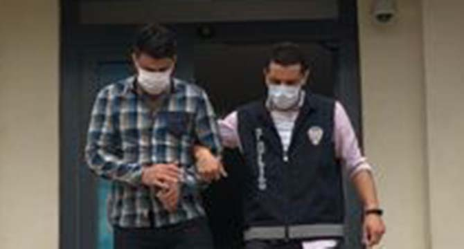 Gaspçılar Darıca'da yakalandı