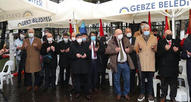 Gebze'de 18 Mart Çanakkale Zaferi Törenleri