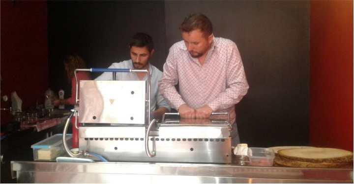 Gebze'de açılan yeni cafe ilgi odağı