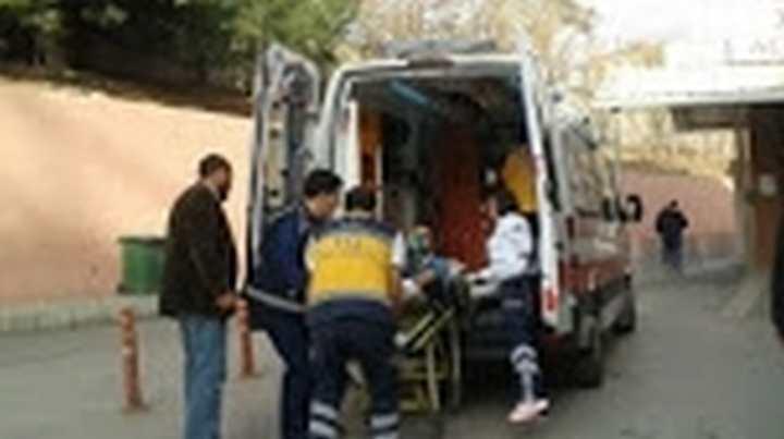 GEBZE'DE ARANAN ŞAHIS POLİSE ATEŞ AÇTI