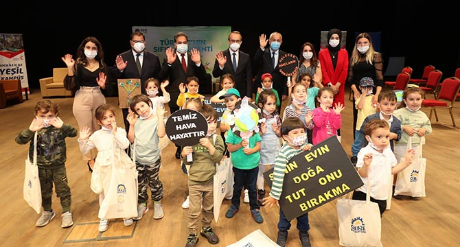 Gebze'de Dünya Çevre Günü Söyleşisi