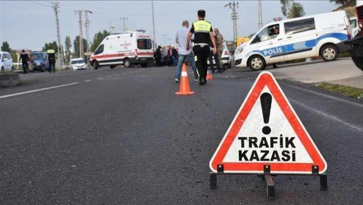 Gebze'de feci kaza: 1 ölü 5 yaralı