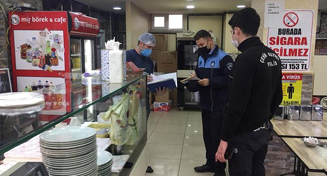 Gebze'de İSDEM denetimleri sürüyor