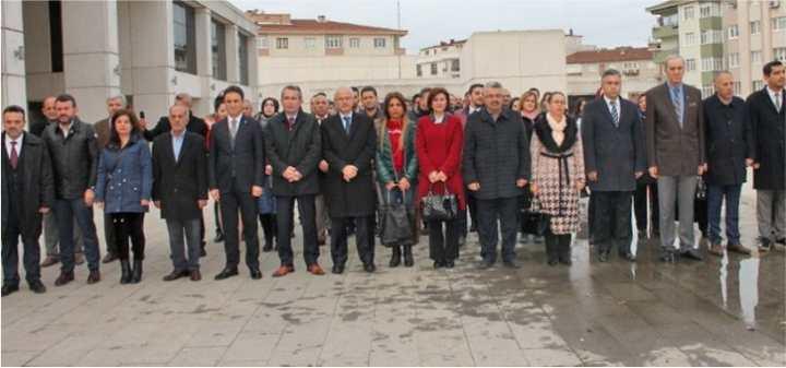 Gebze'de Öğretmenlerin Günü kutlandı