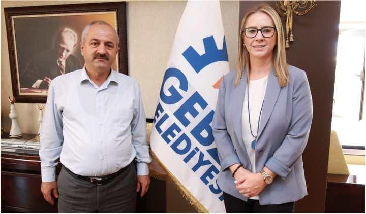 Gebze'ye İzmir'den Konuk Milletvekili