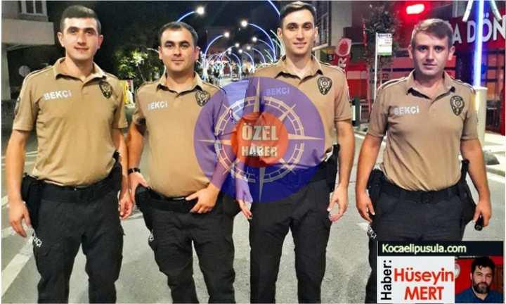 GECE KARTALLARI POLİSE GÜÇ VERDİ