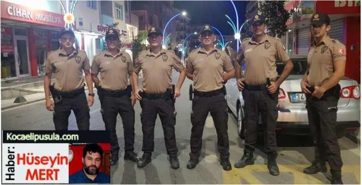 GECE KARTARLARI POLİS GİBİ