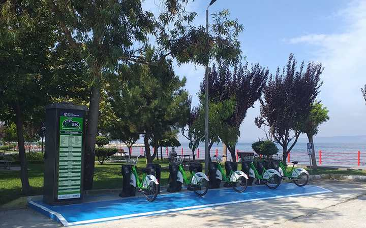 Halıdere ve Ulaşlı'ya KOBİS istasyonu kuruldu