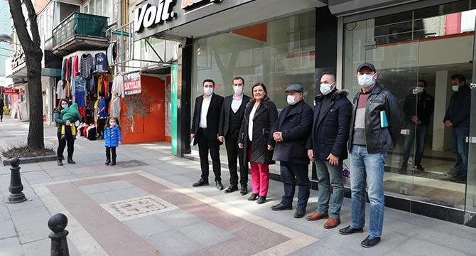 Halk Market projesine Ankara'dan destek