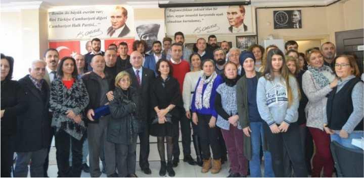 """""""HEDEFE YÜRÜYEN BİR EKİPLE ÇALIŞIYORUZ"""""""