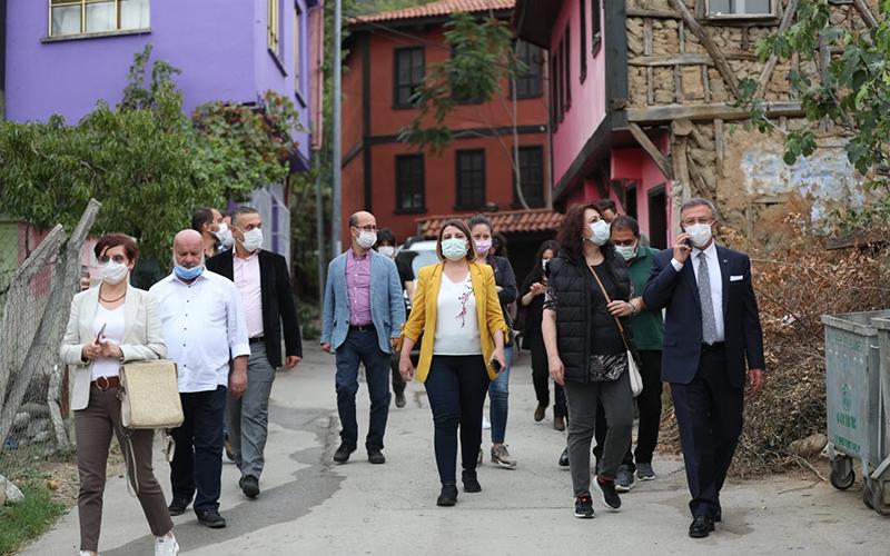 Hürriyet ve ekibi Mysia Yolları Projesi'ni inceledi