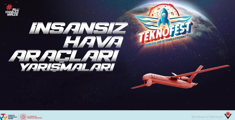 İHA Yarışmaları Bursa'da Sürüyor