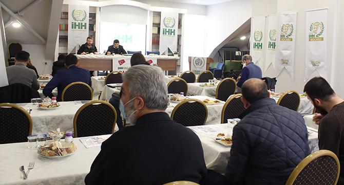 İHH, Ramazan'da Türkiye başta olmak üzere 48 ülke ve bölgede