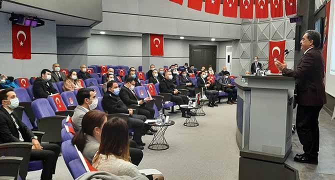 İl Göç Koordinasyon Toplantısı gerçekleştirildi