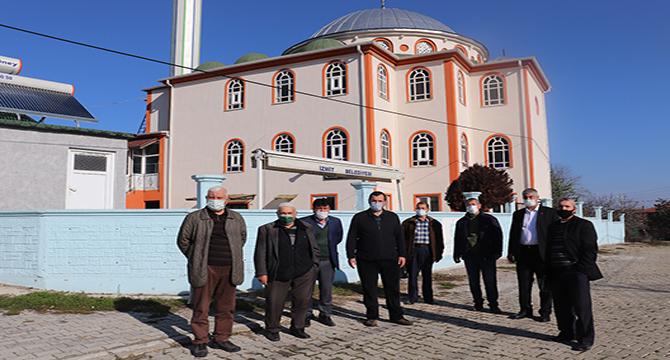 İzmit Hasancıklar Camii yenilendi