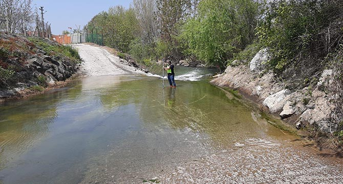 İzmit Körfezi ve derelerdeki su kalitesi izleniyor