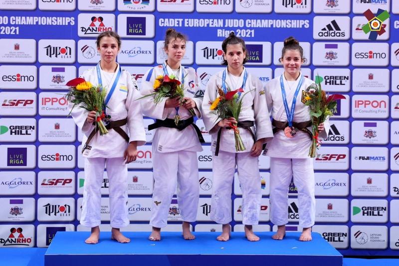Judocular Avrupadan Bronz Madalyalar İle Döndü