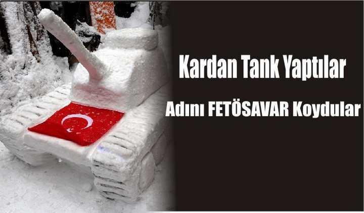 Kar Tank
