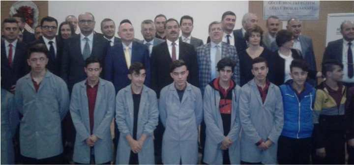 Karakoç tanıtım toplantısı gerçekleştirdi