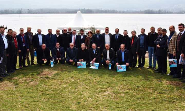 Kartepe Belediye Başkanı Hüseyin Üzülmez'in  Muhtarlar Günü Mesajı