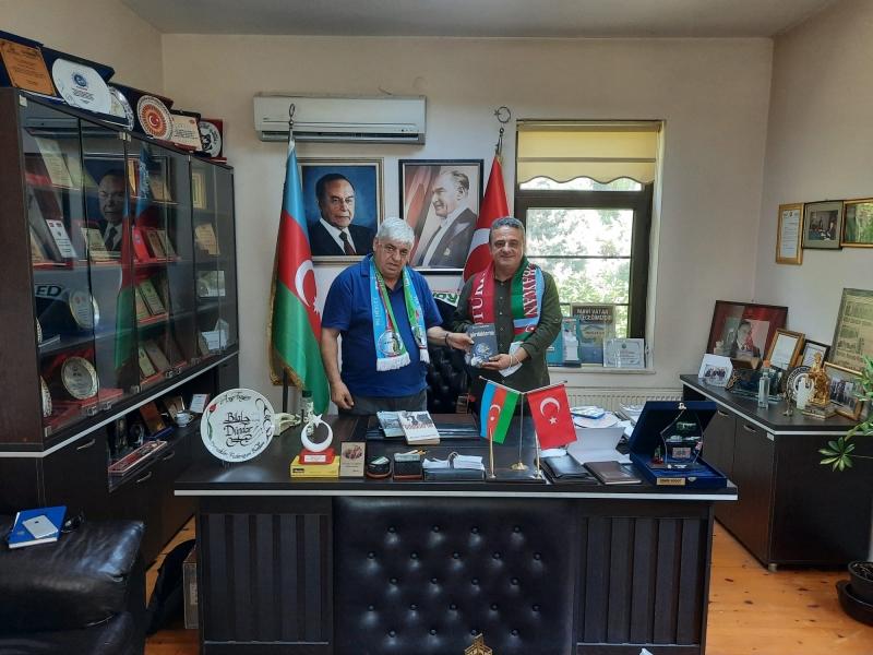 Kent Konseyi'nden Türk Dünyası'na Projeler