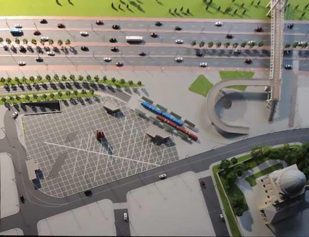 Kent merkezine yarı otomatik otopark için ilk adım atılıyor
