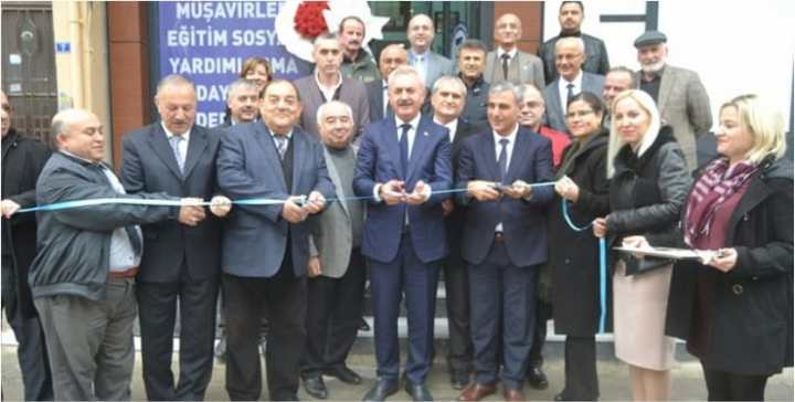 KMMD'den Gebze şubesi açılışı