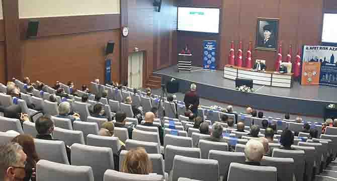 Kocaeli AFAD  İRAP Toplantısı Gerçekleştirildi
