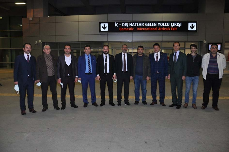 Kocaeli BBP Diyarbakır'da