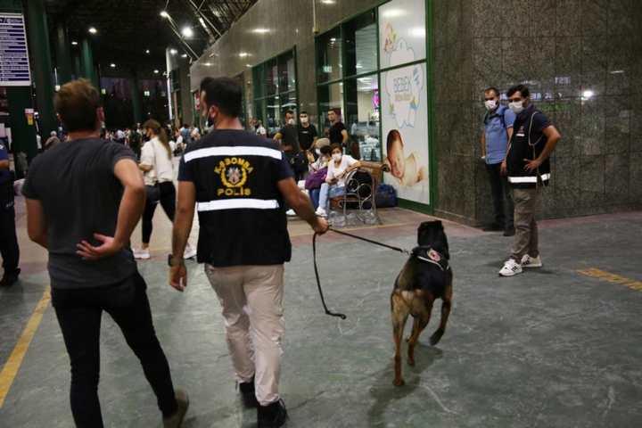 Kocaeli Polisi Bayram öncesi kuş uçurtmadı