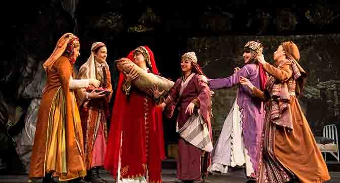Kocaeli Şehir Tiyatrolarına 7 ödül birden