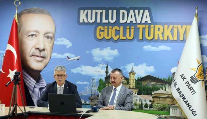 """""""Kocaeli, Türkiye'nin en güçlü teşkilatlarındandır"""""""
