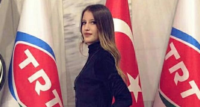 Kocaeli Üniversitesi Öğrencisi Ebru Çatalbaş TRT'de!