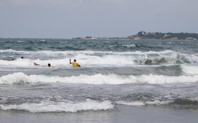 Kocaeli'de sahillerde 130 kişi hayata tutundu