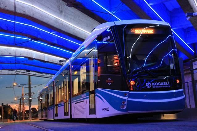 Kocaeli'nde toplu ulaşım araçları 30 Ağustos'ta ücretsiz