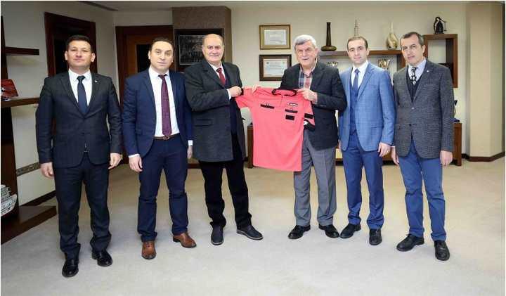 ''Kocaeli'nden Süper Lig hakemi çıkmalı''