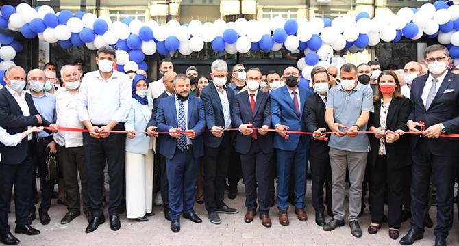 Lastik-İş Sendikası Kocaeli Şube Binasının Açılışı Gerçekleştirildi