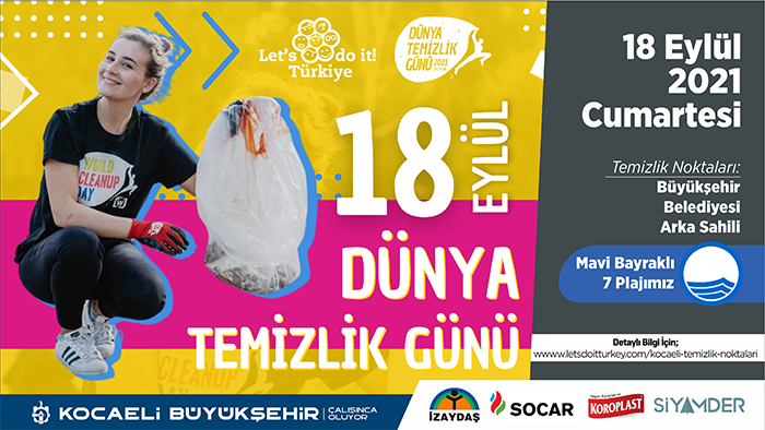 Let's Do it Türkiye !